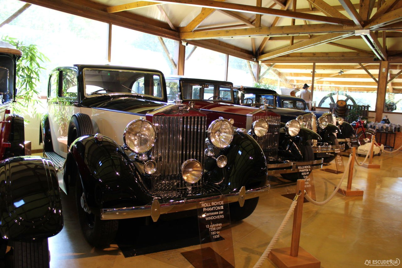 museo manoir de l'automobile