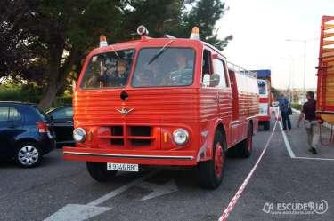 concentracion camiones clasicos salamanca