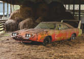 dodge charger daytona barn find