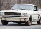 shelby gt350 barn find