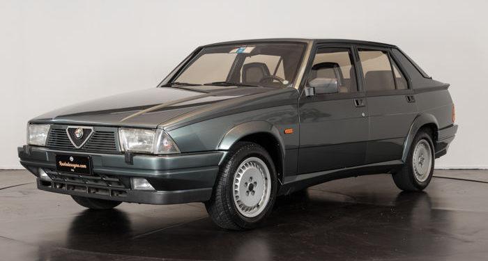 alfa romeo 75 turbo en venta