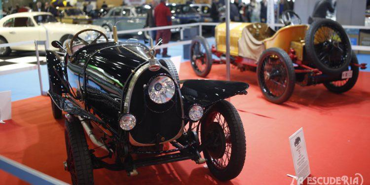 salon feria coches clasicos madrid IFEMA
