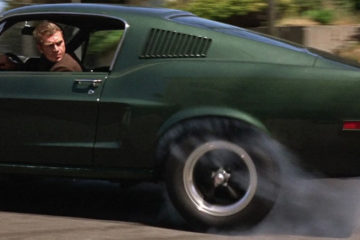 ford mustang bullit barn find