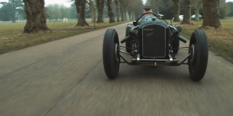 amilcar hispano suiza video