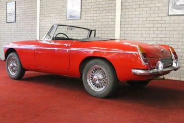 mgb 1963 en venta