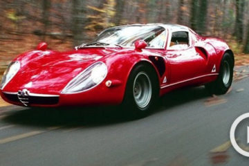 video alfa romeo 33 stradale