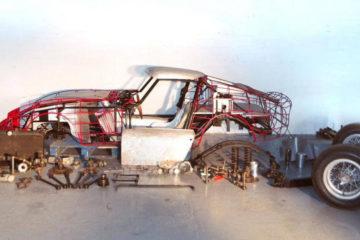 ferrari 250 GTO kit Coys barbfind