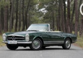 mercedes pagoda 250 sl w113 video