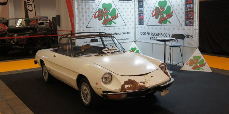 salon coches clasicos barcelona