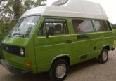 volkswagen t3 camper 1981