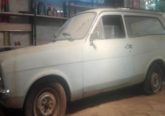 ford escort mk2 station wagon