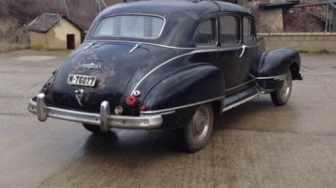 1946 hudson commodore for sale in spain