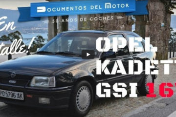 video opel kadett gsi 16v documentos motor