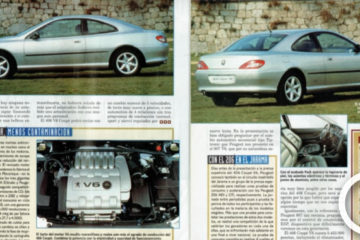 peugeot 406 coupe video